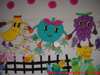 幼儿园教室环境布置图片推荐-幼儿园大班教案-中国