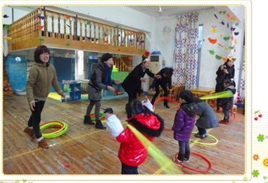 2015年最新幼儿园亲子游戏大全