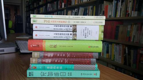 """""""借书人""""准备寄出的图书。来源:""""借书人""""平台供图。"""
